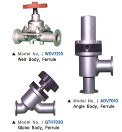 DIAPHRAGM VALVES8