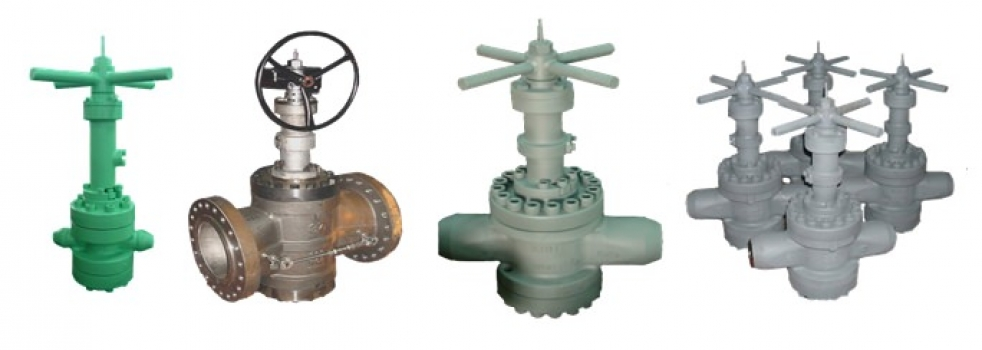 DOUBLE BLOCK BLEED VALVES